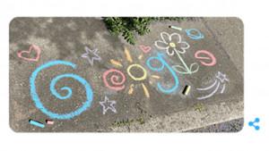 Google le dedica su doodle al día del niño