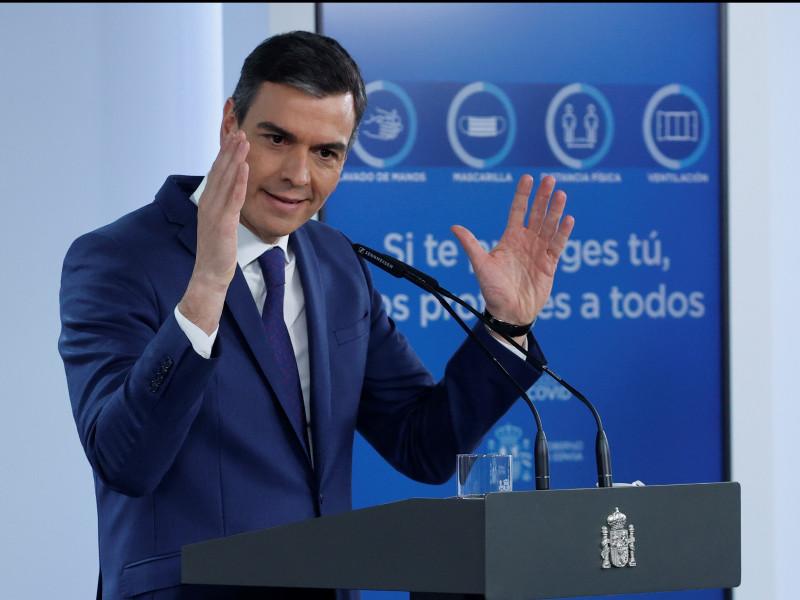 El Gobierno usará los créditos de la UE para rescatar empresas y mantener los ERTE