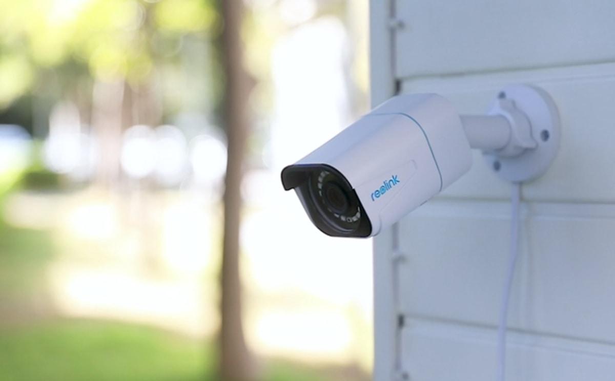 Cámaras de vigilancia de Reolink