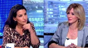 Rocío Monasterio y Susanna Griso