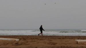 Lluvias fuertes en el extremo sureste peninsular y en Melilla