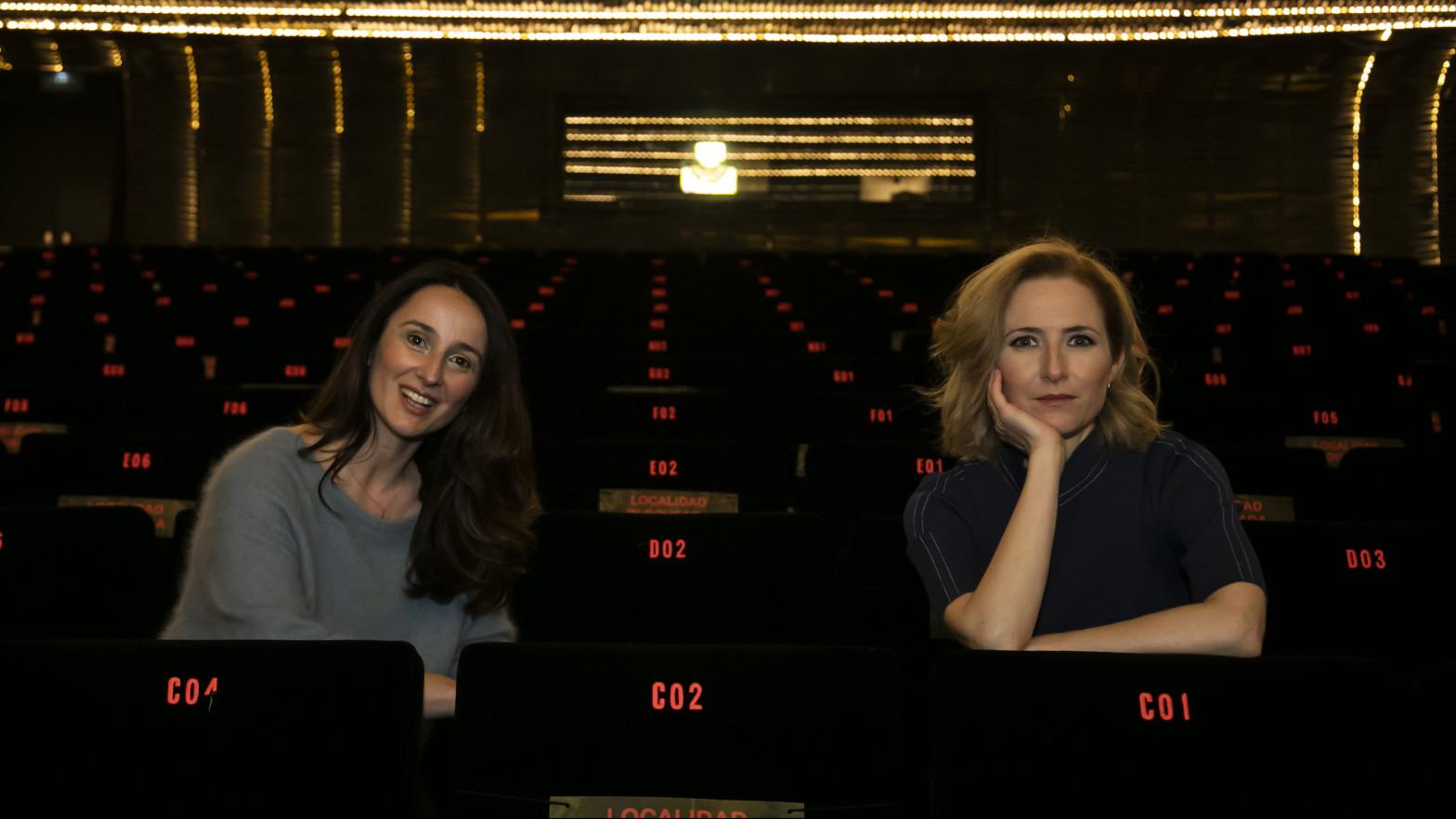 Dos españolas rozan el Oscar con 'El agente topo'