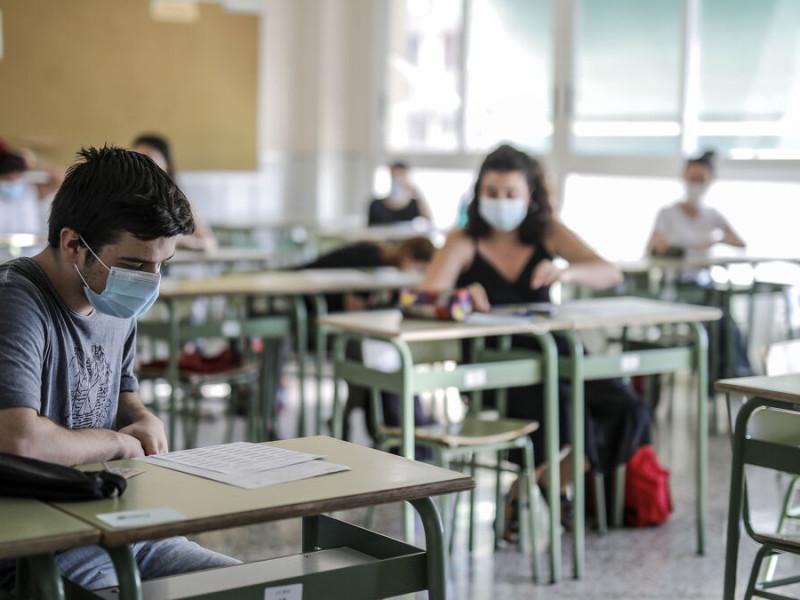 Salud Pública aprueba una distancia interpersonal de 1,5 metros en la EBAU