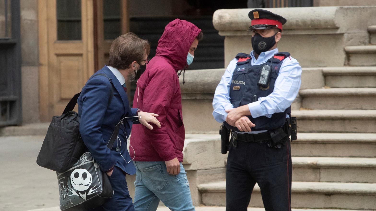 Condenas de hasta 31 años para la 'Manada de Sabadell' por violación múltiple a una menor