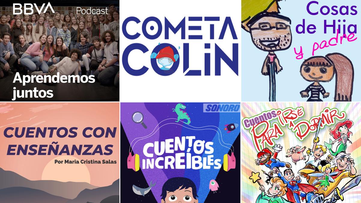 Diez podcasts para padres, madres e hijos