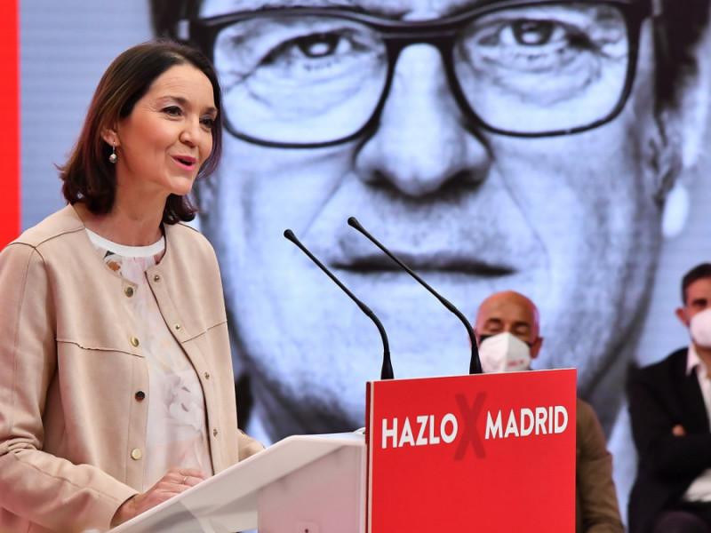 Reyes Maroto entra en campaña acusando a Ayuso de maltratar a Madrid