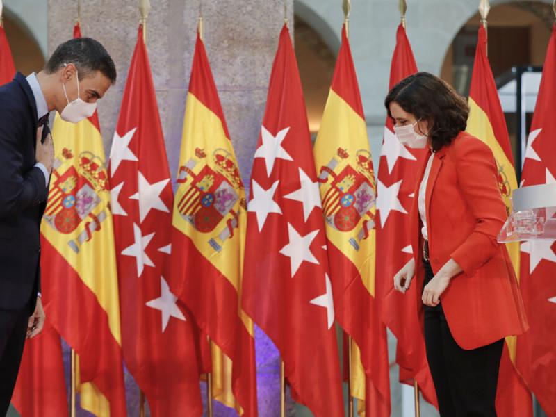 Pedro Sánchez contra Ayuso: la batalla de Madrid