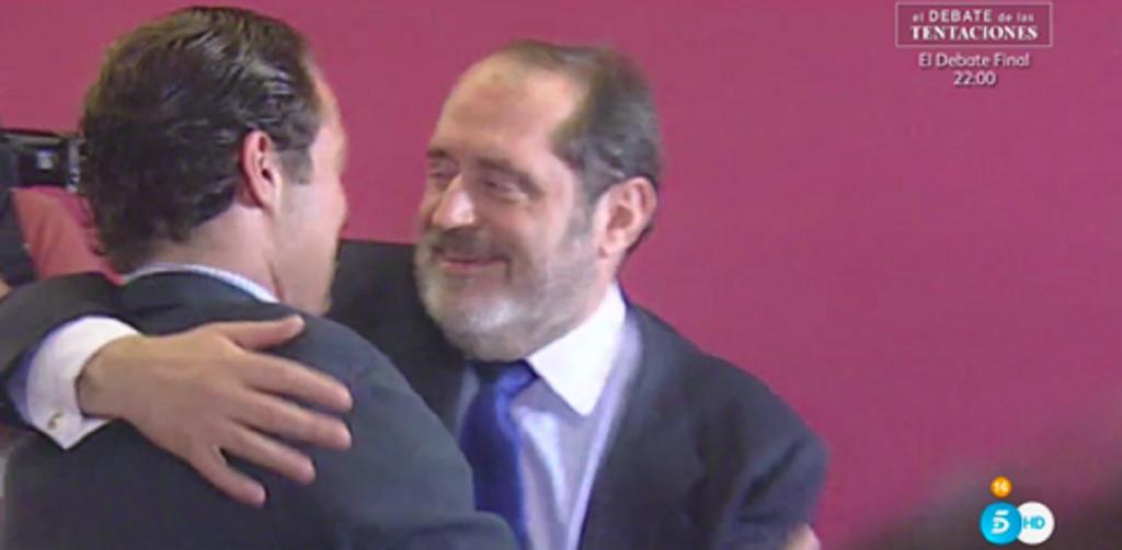 Emilio Rodríguez Menéndez y Antonio David Flores