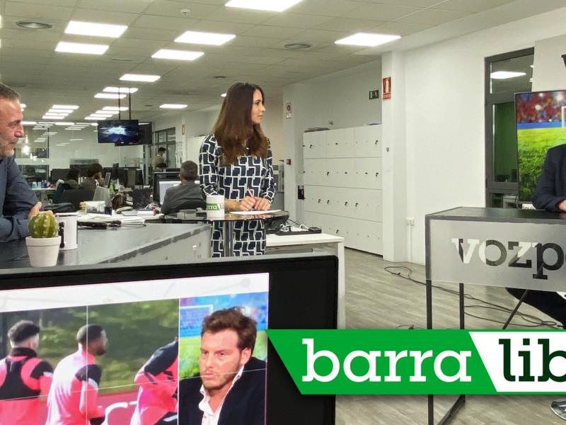 """La Superliga, el """"chiringuito"""" de la CEOE y la Iglesia se suma al Bizum   'Barra libre 51'"""