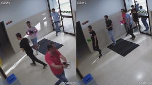 Cámaras de videovigilancia que detectan las armas de forma autónoma