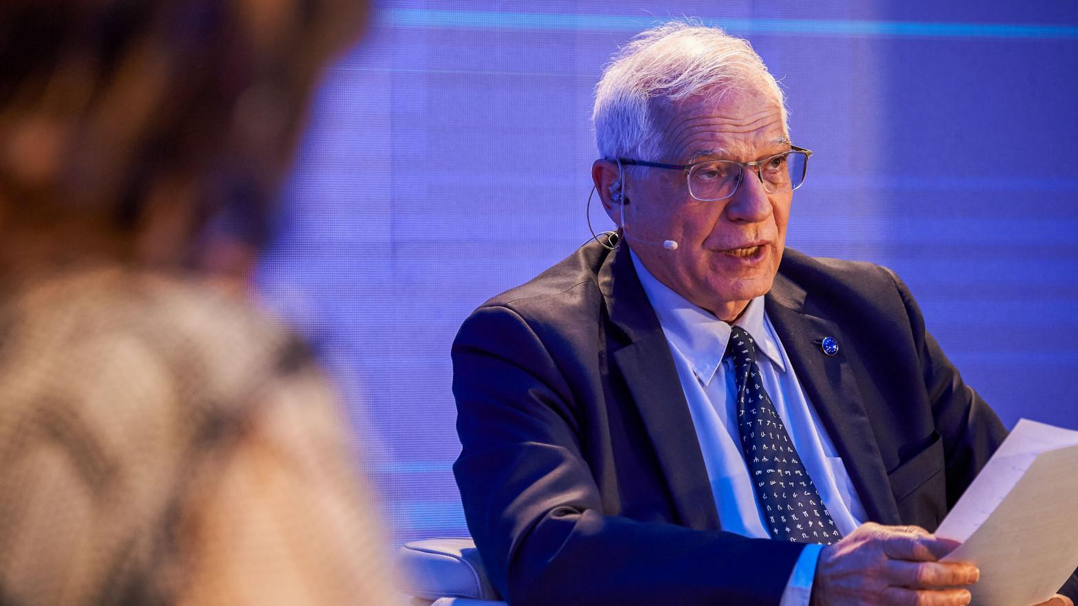 """Borrell avisa del deterioro de las relaciones con Rusia: """"La tensión está creciendo en distintos frentes"""""""