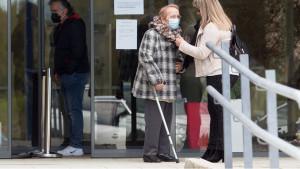 La Comunidad de Madrid flexibiliza las visitas a las residencias de mayores