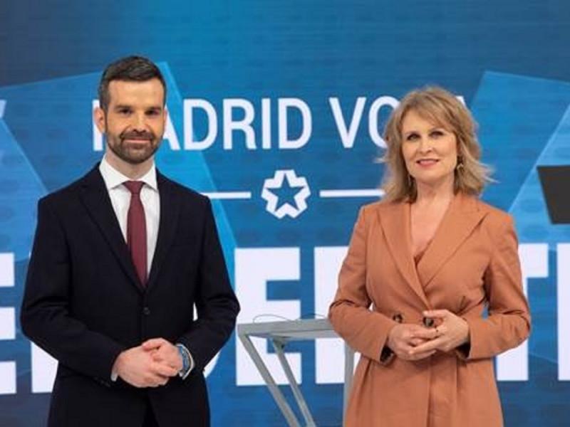Así será el debate electoral en Telemadrid