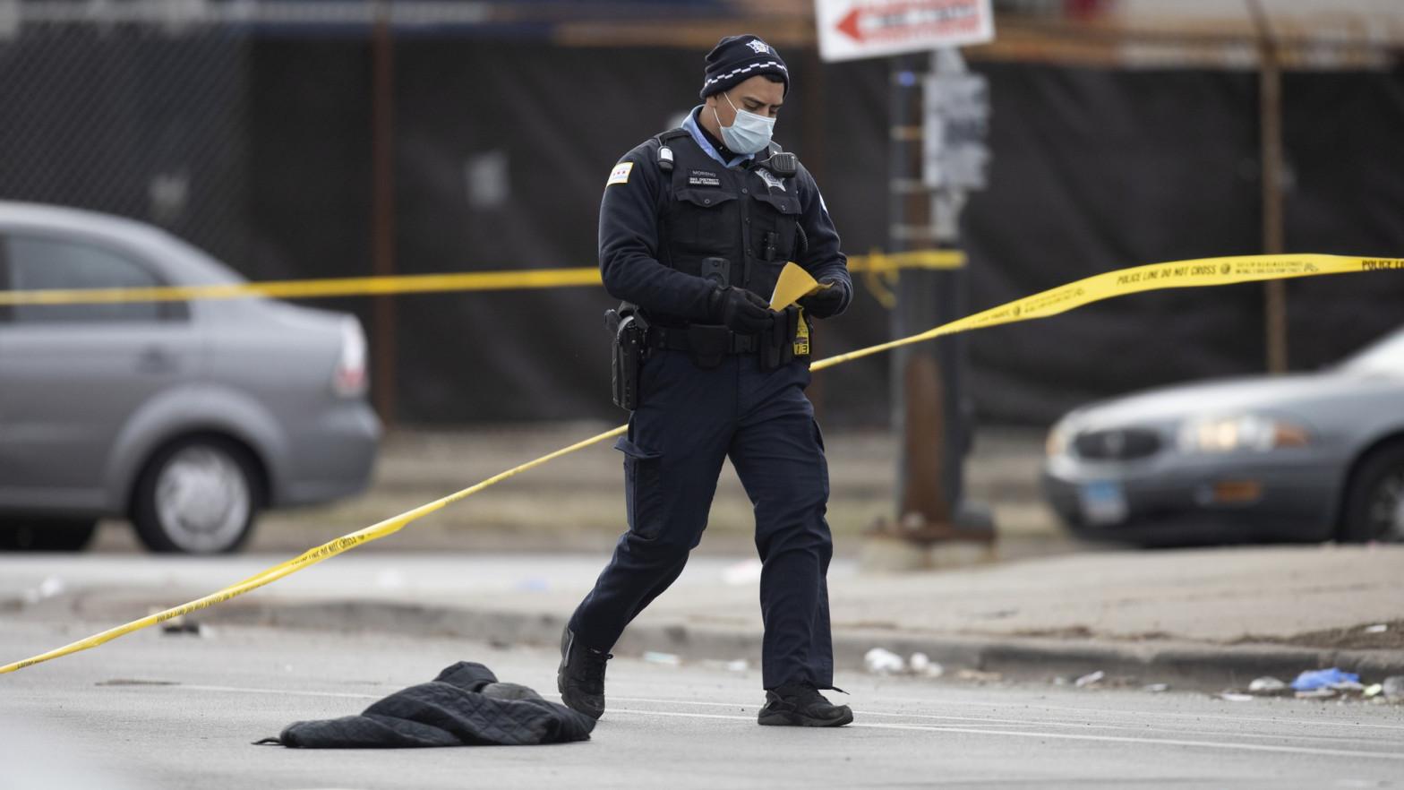 Tres nuevos tiroteos en EEUU dejan siete muertes, una de ellas la de una niña de siete años