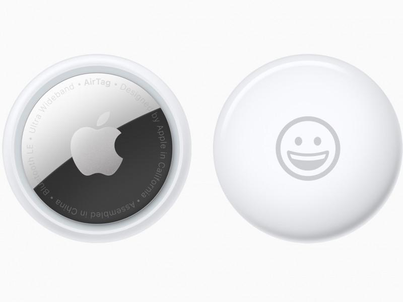 Apple presenta AirTag, una pequeña ficha para encontrar objetos perdidos