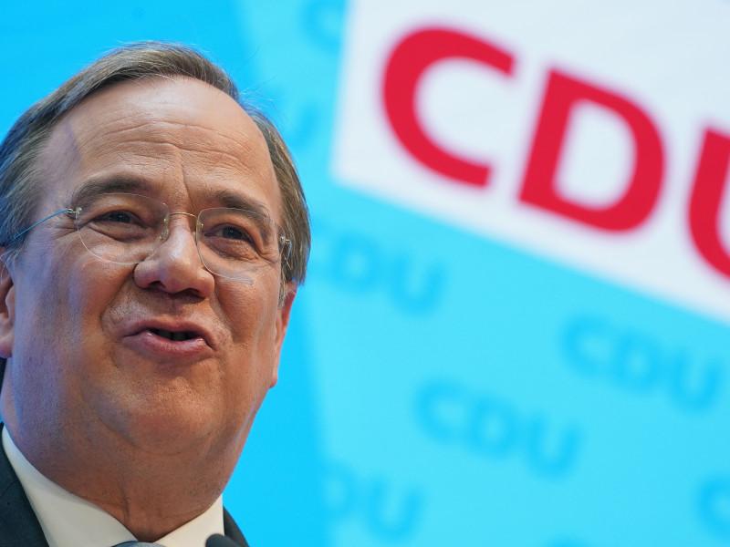 El centrista Laschet liderará la era post-Merkel en Alemania