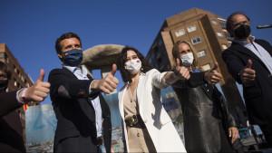 Pablo Casado tiene un plan: Madrid-Sevilla-Moncloa