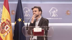 Unidas Podemos responde a Justicia que no retirará la reforma del CGPJ sin una alternativa mejor