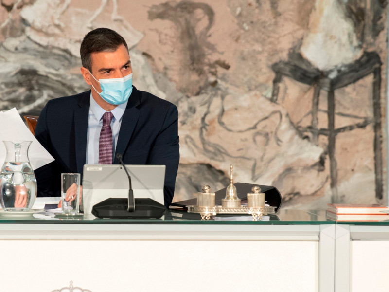 Pedro Sánchez incumple la primera de sus seis promesas sobre vacunación