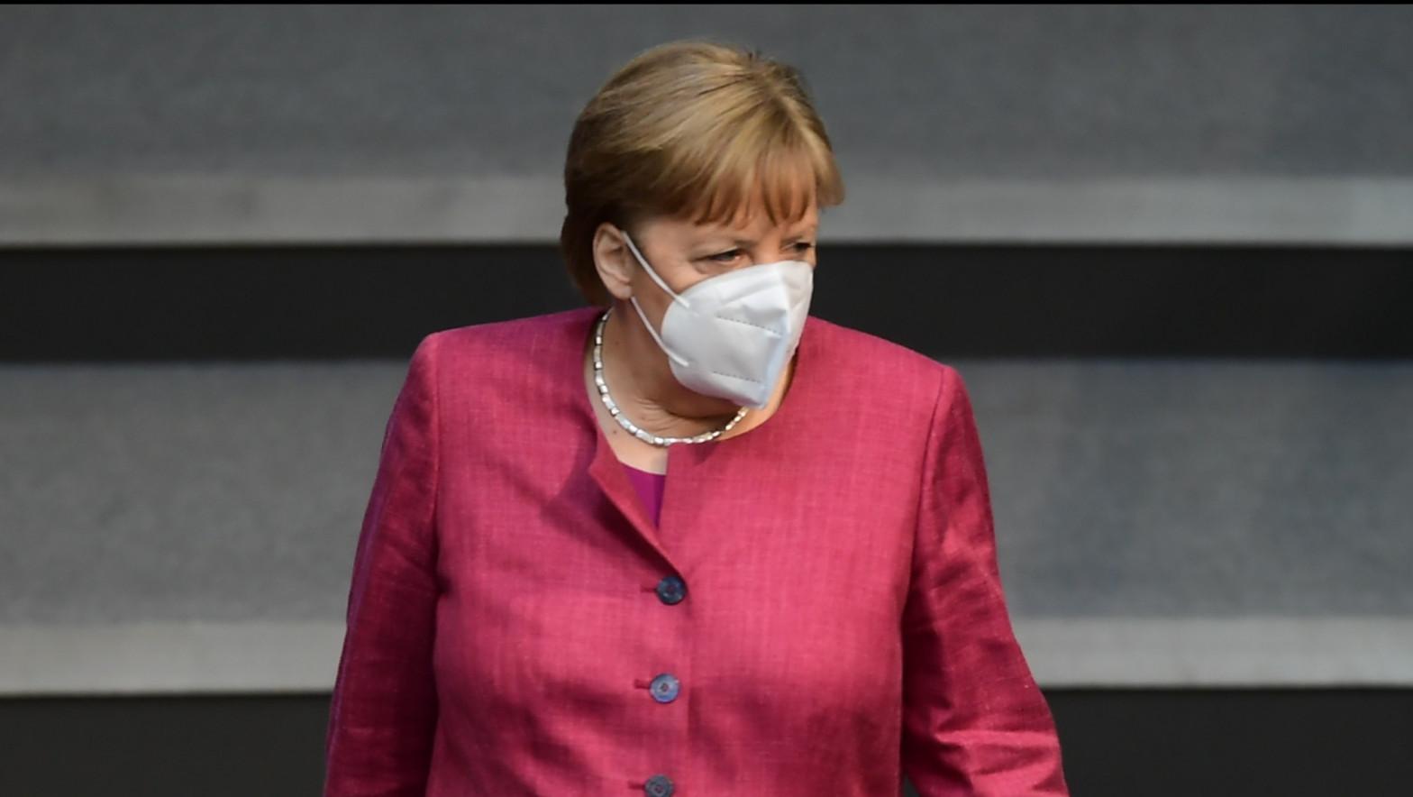 """Merkel, en contra de liberar las patentes de las vacunas: """"No creo que sea la solución"""""""