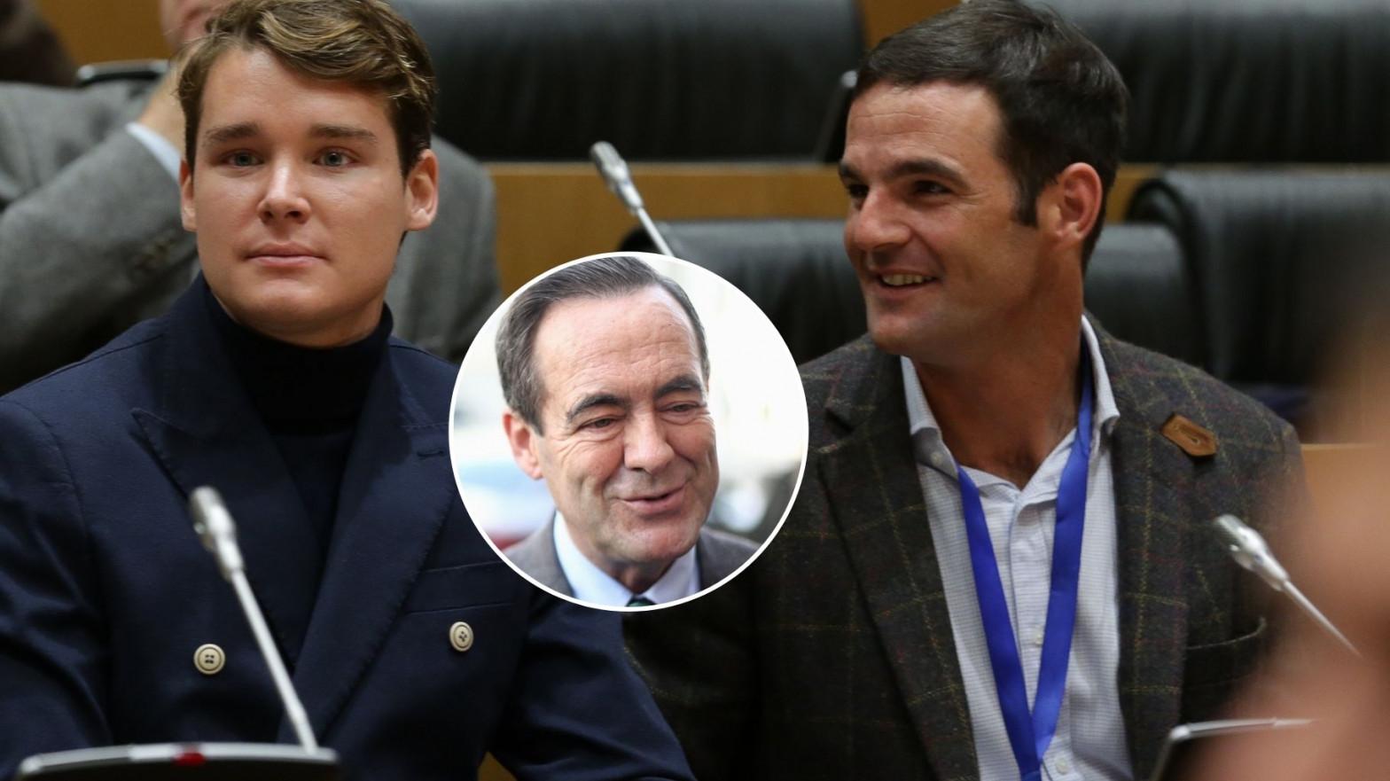 El motivo por el que el hijo de José Bono cancela su boda con Aitor Gómez