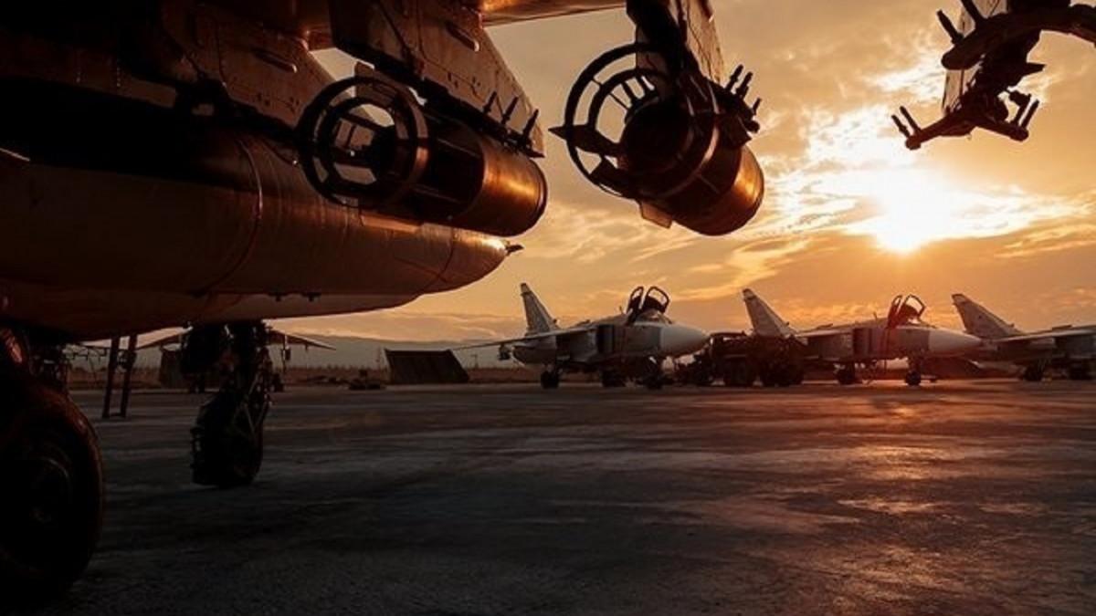 Cazas de la OTAN interceptan varios aviones rusos en el Báltico