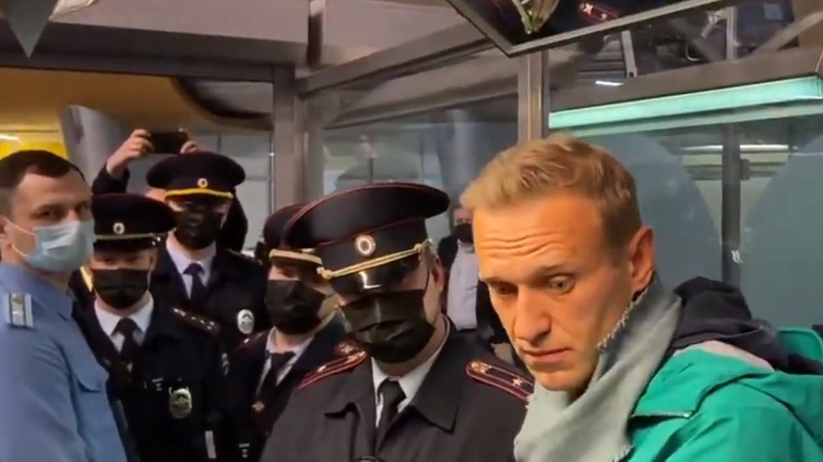 Expertos de la ONU aseguran que las condiciones de Navalni pueden equiparse a una tortura