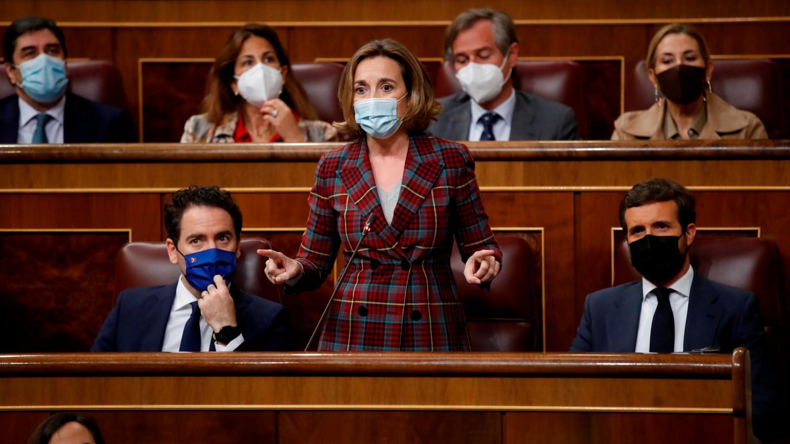 """El PP acusa a Sánchez de """"reírse"""" del Consejo de Estado y Calvo lo niega: """"Al Gobierno no le suplanta ningún órgano"""""""