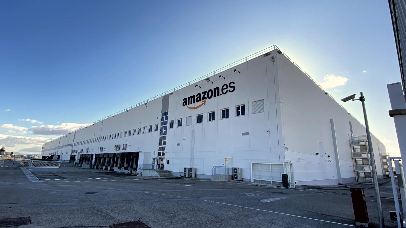 La filial logística de Amazon en España reduce un 28% su beneficio en 2020, hasta 13,11 millones