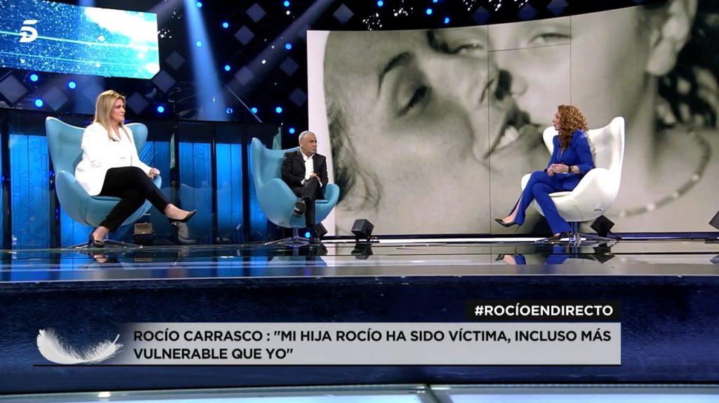 Rocío Carrasco relata qué ocurrió el día que su hija le agredió
