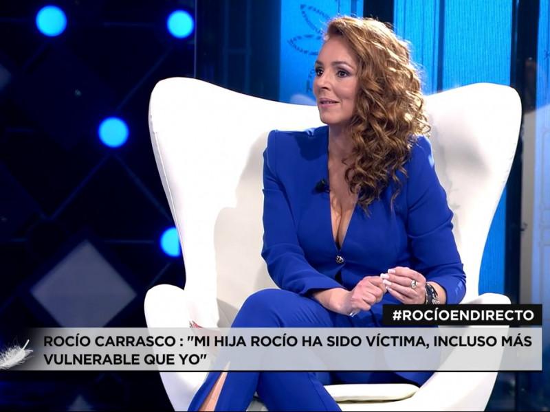 Rocío Carrasco relata que ocurrió el día que su hija le agredió