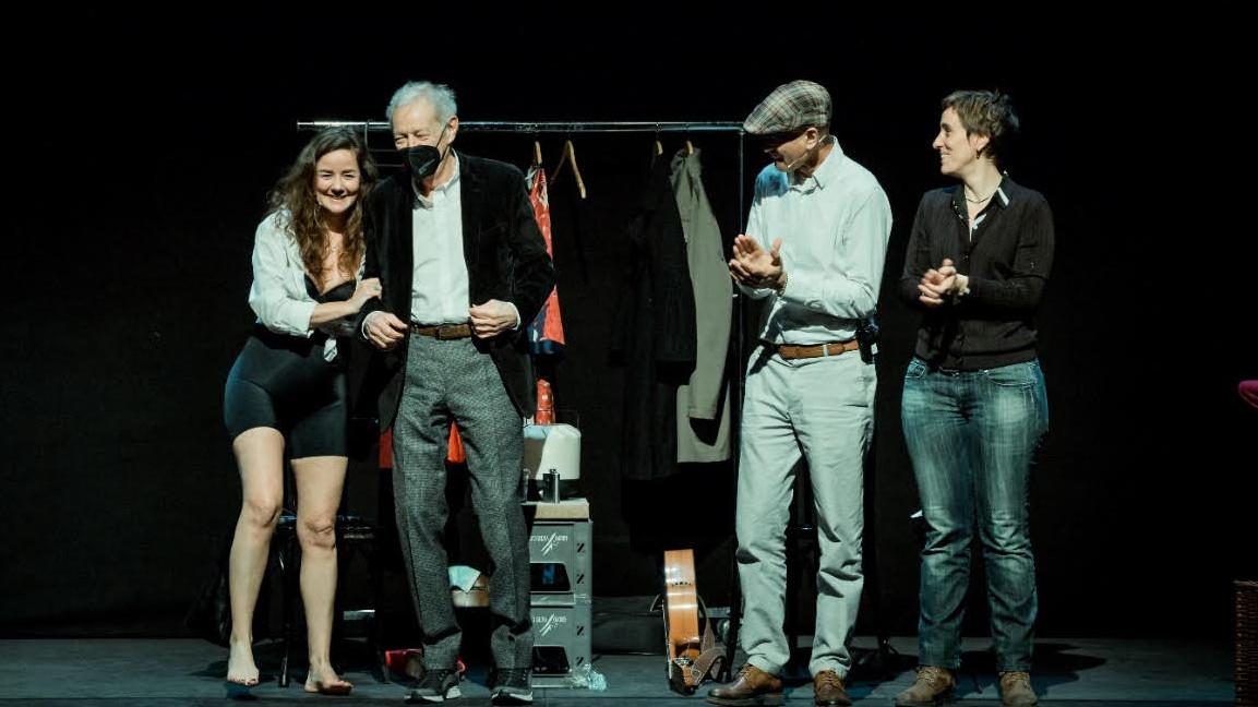 Eduardo Mendoza regresa al teatro con la obra 'Si alguien me hubiera dicho' este abril