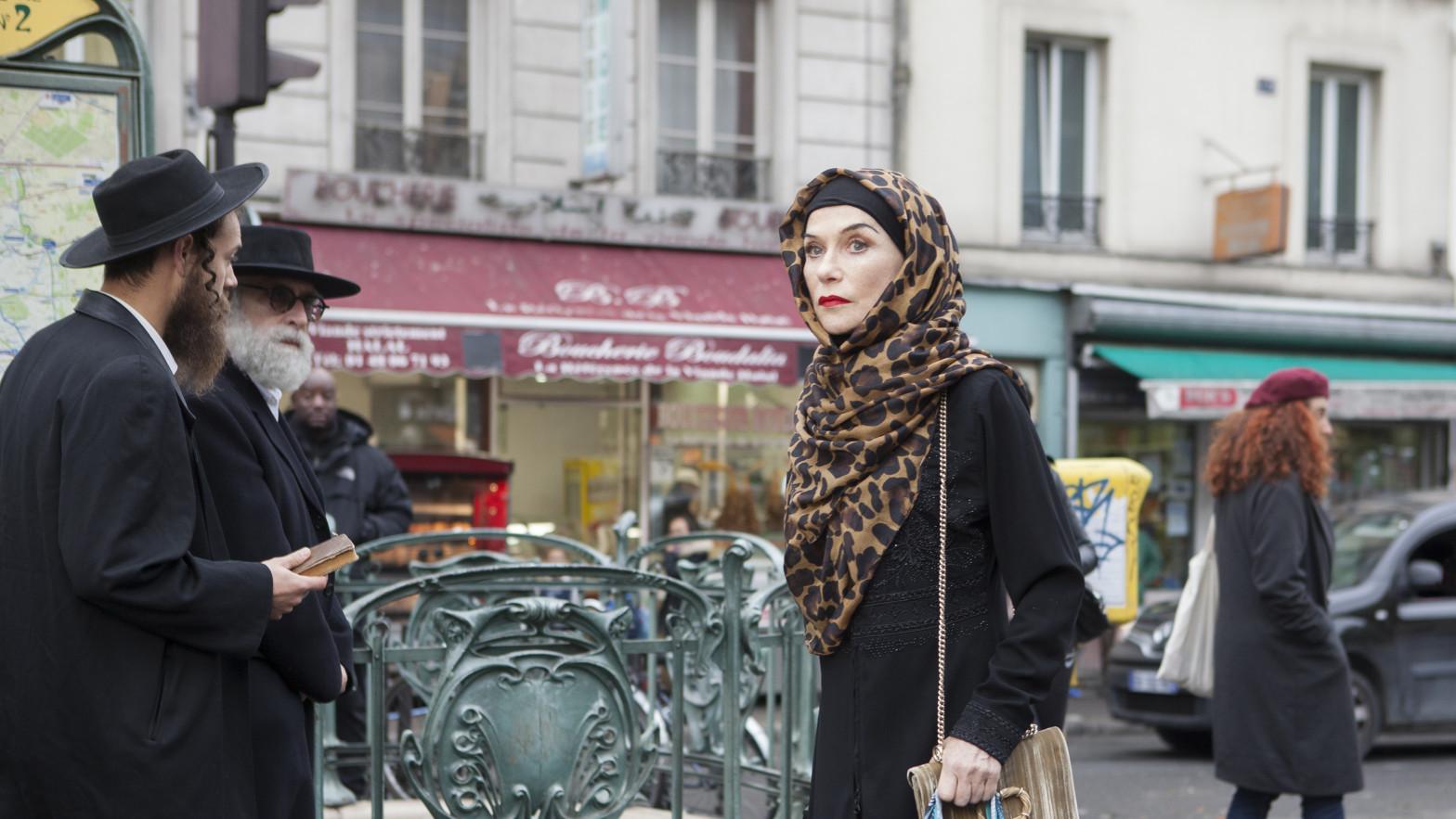 Isabelle Huppert protagoniza 'Mamá María'