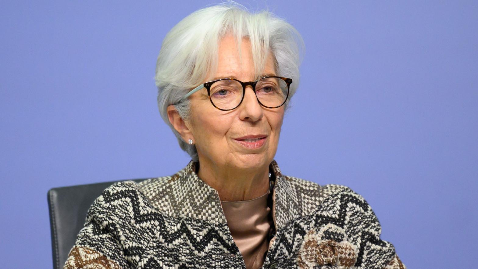 El BCE mantiene los tipos en el 0% y el volumen de compras de deuda