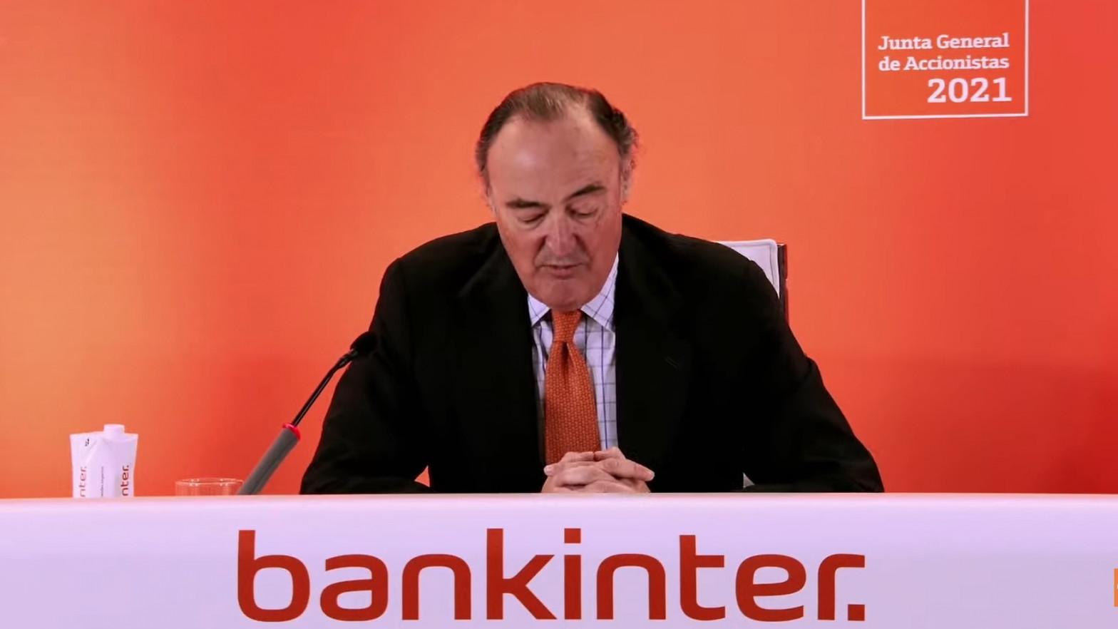 Bankinter gana 148,3 millones en el primer trimestre, un 13,8% más