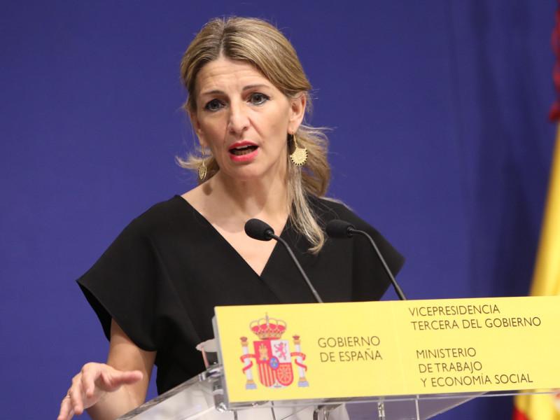 El Gobierno tendrá que acordar la reforma laboral antes de 2022 para recibir los fondos UE
