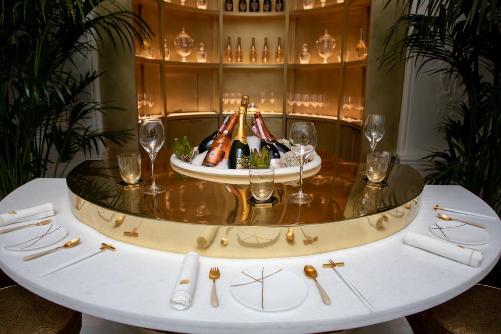 Champan bar del hotel Ritz