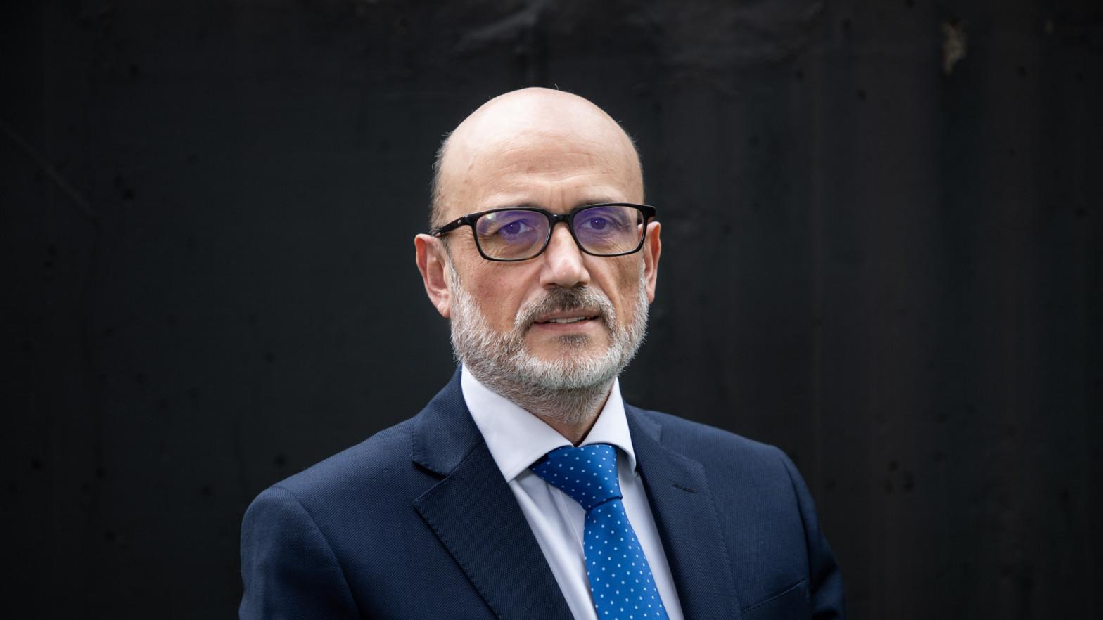 El presidente del Círculo de Empresario, Manuel Pérez-Sala