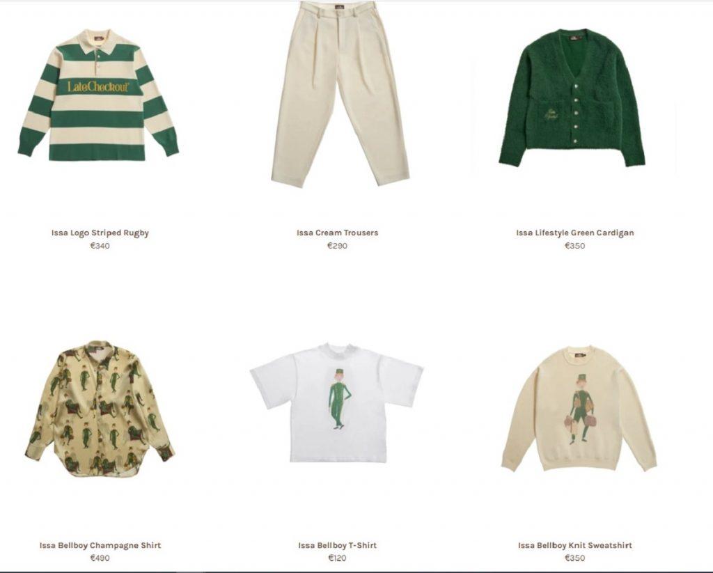 Así es la ropa de la marca C. Tangana