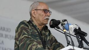 """El líder del Frente Polisario, trasladado a España por """"razones humanitarias"""""""
