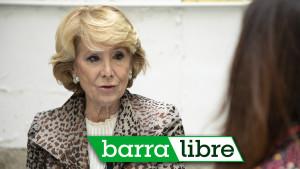 """Esperanza Aguirre: """"Me honra que me comparen con Ayuso"""" y la reapertura del Ritz"""