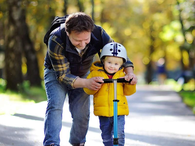 Prepara un día de deportes y aventuras en familia