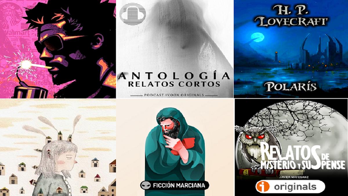 Diez audiorelatos y ficciones sonoras imprescindibles para cualquier amante de la literatura