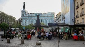Nuevas zonas confinadas en Madrid.