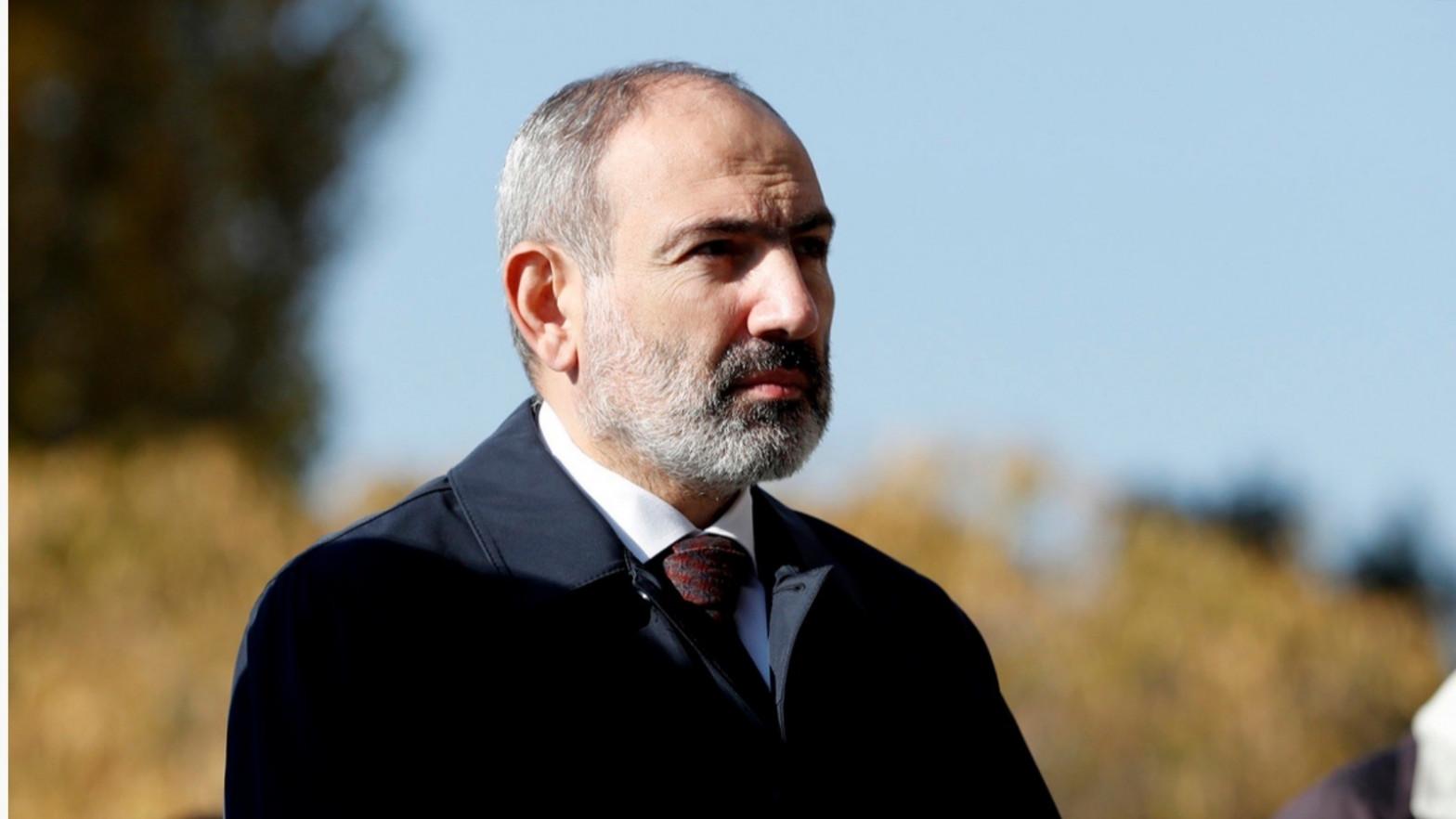 El primer ministro de Armenia presenta su dimisión para forzar elecciones anticipadas
