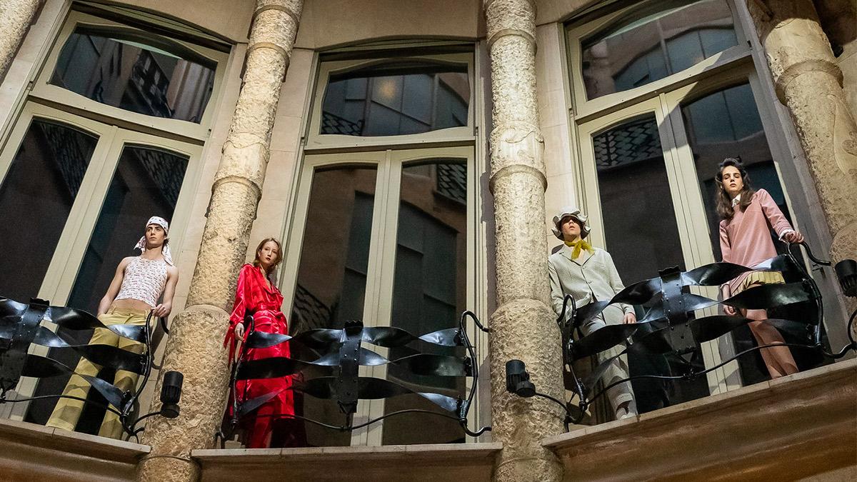 Un nuevo espíritu de vanguardia inaugura la semana de la 080 Barcelona Fashion