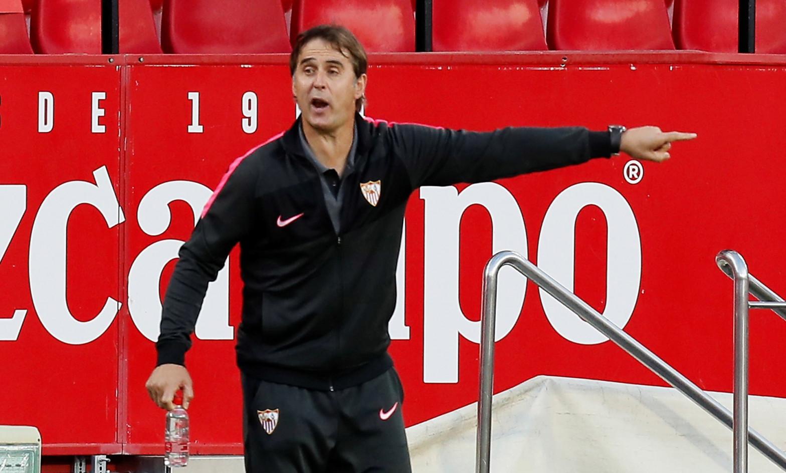 El trabajo de Lopetegui permite al Sevilla aspirar a La Liga