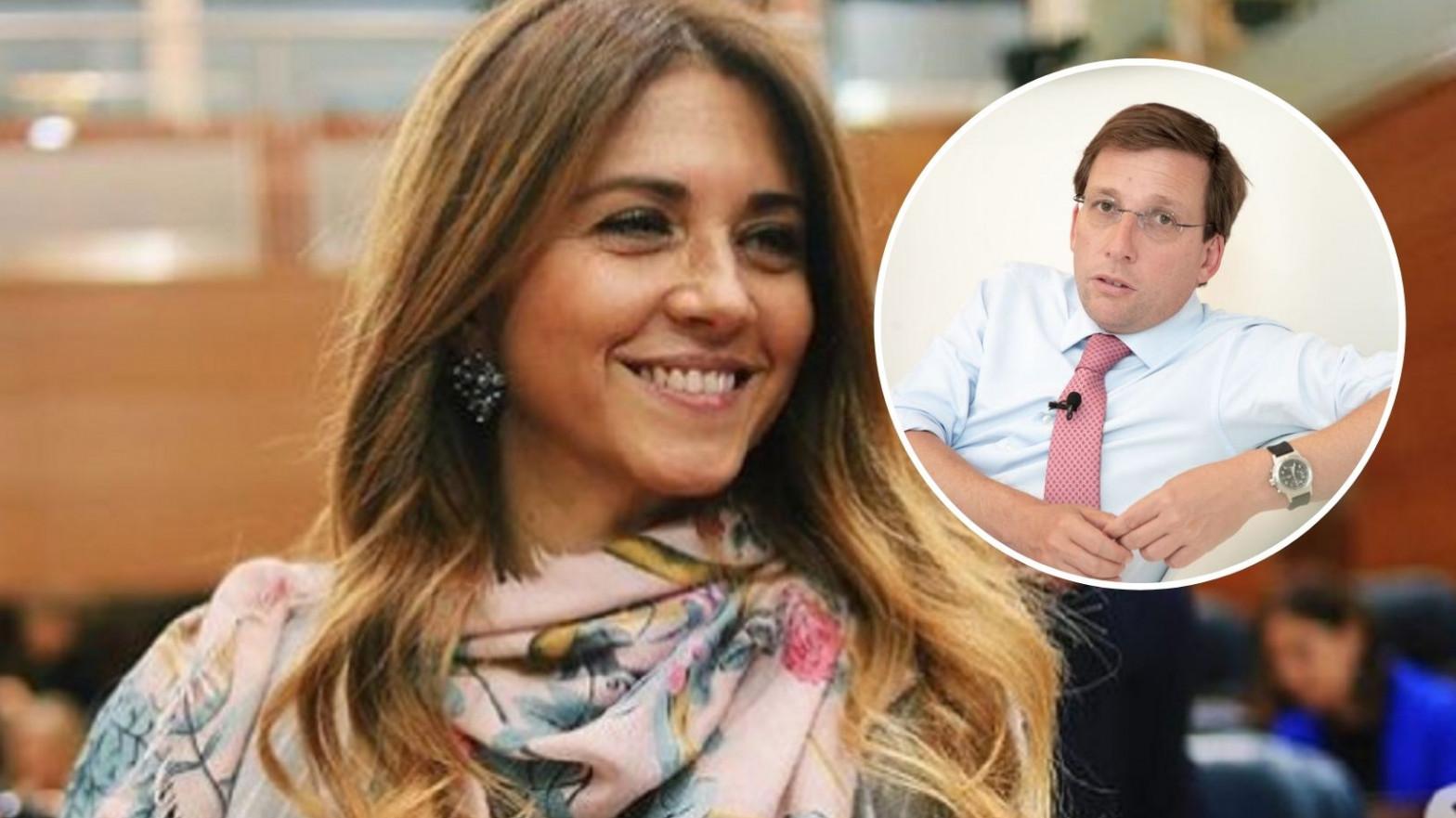 Esther Ruiz responde a Almeida si tiene posibilidades con ella tras describirla como muy simpática y atractiva
