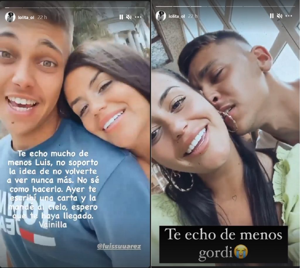 Lola Ortiz está rota de dolor tras la muerte de su novio, Luis Ojeda Suárez