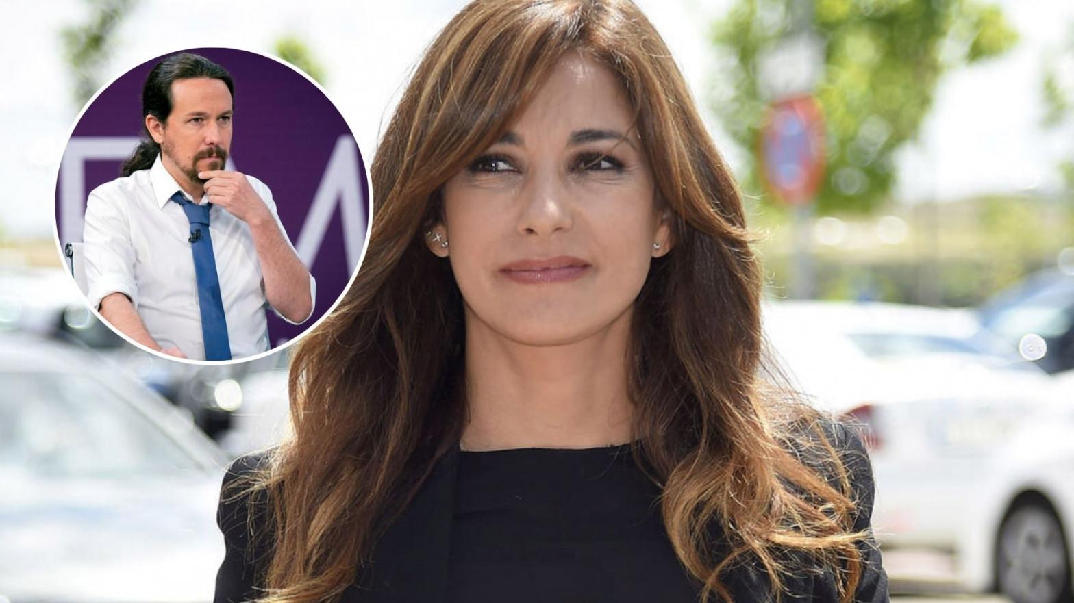 Mariló Montero critica a Pablo Iglesias por aprovecharse de la amenaza de la carta con balas